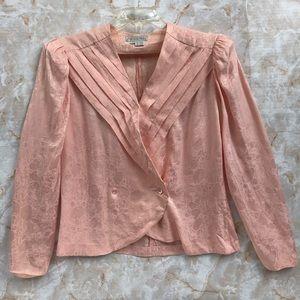 80s- Vintage Argenti Blouse size 14
